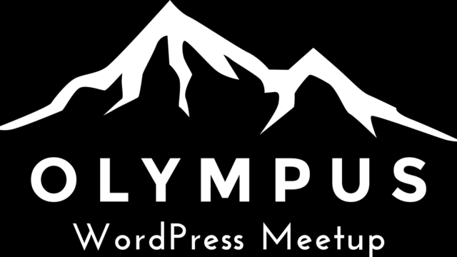 1st Olympus WordPress Meetup