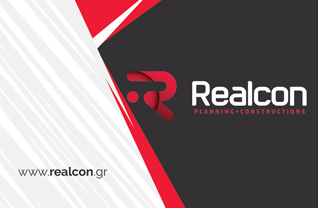RealCon Business Card