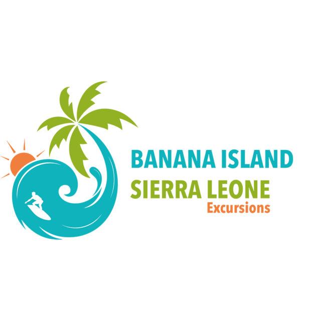 Banana Island Sierra Leone Logo