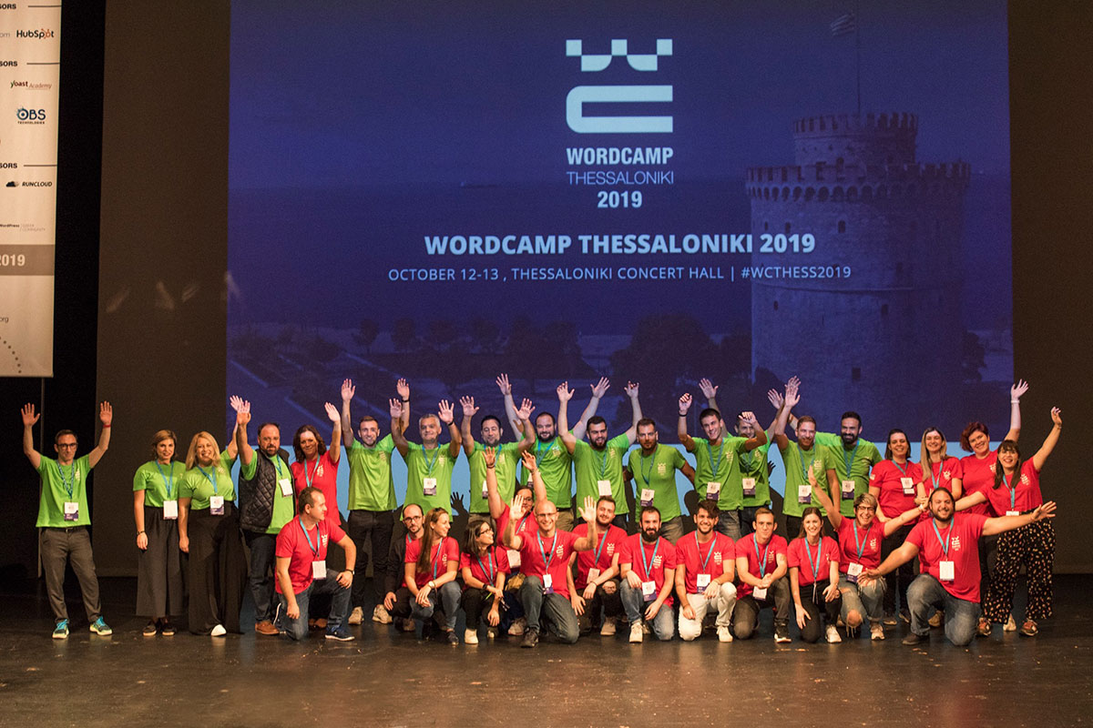 WordCamp Thessaloniki 2019 – Aftermovie